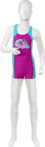 Speedo Cayla Legsuit Solid Women's Swimsuit