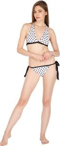 Madaam ITI Polka Print Women's Swimsuit