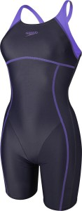 Speedo Legsuit Solid Women's Swimsuit