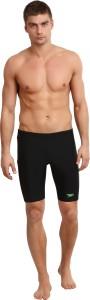 Speedo Sports Logo Jammer Solid Men's Swimsuit