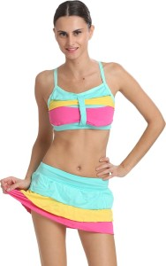 Fascinating Pretty Solid Women's Swimsuit
