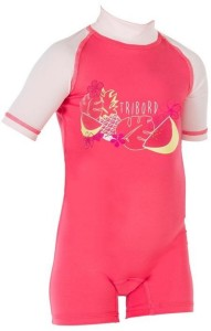 Tribord Swimsuit Printed Baby Girls Swimsuit