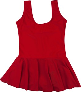 Hunny Bunny Solid Girls Swimsuit