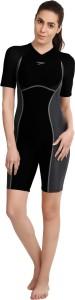 Speedo Kneesuit Solid Women's Swimsuit