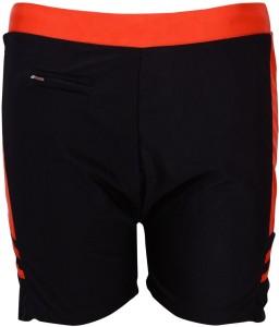 Sports 101 AquaPro Men's Swim Shorts Solid Men's Swimsuit