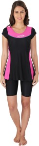 Lactra Solid Women's Swimsuit