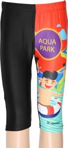 Rovars Graphic Print Boys Swimsuit