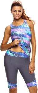 Fasnoya Solid Women's Swimsuit