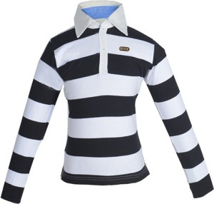 5ec25ced04bc Gkidz Boys Striped Black Pack of 1 Best Price in India