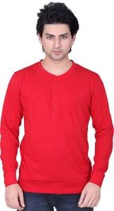 LUCfashion Full Sleeve Solid Men's Sweatshirt