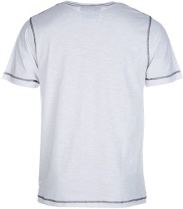 3f683b1d9804 UCLA Solid Men s Polo Neck White T Shirt Best Price in India | UCLA ...