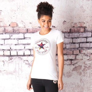 b14643bdb6b4 Converse Solid Women s Polo Neck White T Shirt Best Price in India |  Converse Solid Women s Polo Neck White T Shirt Compare Price List From  Converse Polos T ...