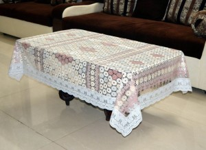 Katwa Clasic Printed 2 Seater Table Cover