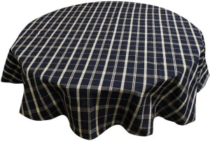 Adt Saral Checkered 4 Seater Table Cover