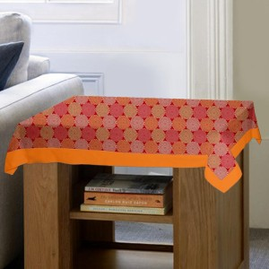 Lushomes Printed 2 Seater Table Cover
