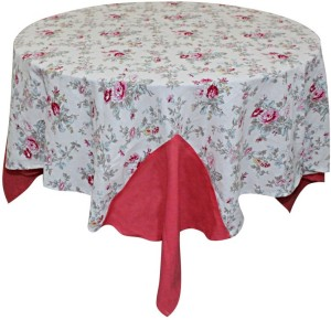 Adt Saral Floral 4 Seater Table Cover