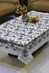 Freely Floral 4 Seater Table Cover