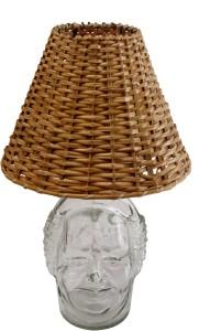 Aadhya Creations Monk Face Table Lamp