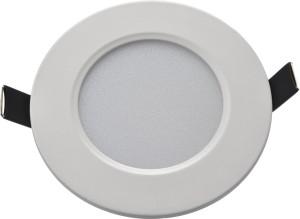 Neptune 6W Led Panel Light Round Night Lamp2 8 cm, White