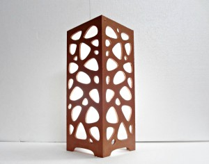 9 Gifts Stone Table Lamp