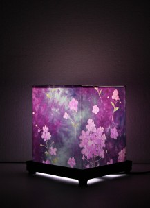 9 Gifts Box Table Lamp