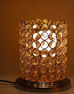 Being Nawab Masterpiece in Crystal Table Lamp