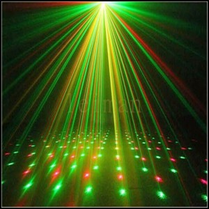 a to z traders sound activated laser mini disco light projector stage lighting table lamp5 cm blue