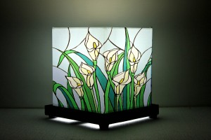 9 Gifts Calla Lily Table Lamp