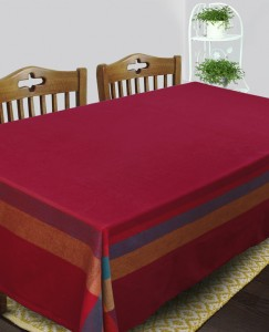 Dhrohar Solid 6 Seater Table Cover