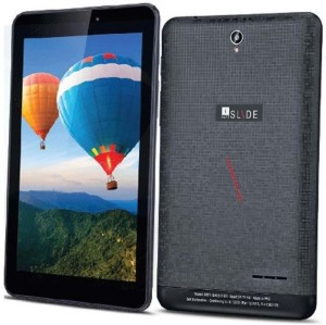 iBall Slide 6351-Q400i Tablet 8 GB 7 inch with Wi-Fi Only Tablet (Black)