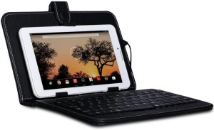 I Kall IK1 (1+4GB) Dual Sim Calling Tablet with Keyboard 4 GB 7 inch with Wi-Fi+3G
