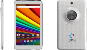 I Kall N3 Dual SIM Calling Tablet with Keyboard 8 GB 7 inch with Wi-Fi+3G