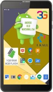 I Kall IK2 (1GB + 8GB) Dual Sim 3G Calling 8 GB 7 inch with Wi-Fi+3G