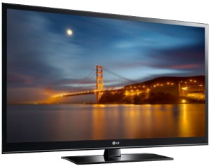 LG 50 Inches 3D HD Plasma 50PW450 Television(50PW450)