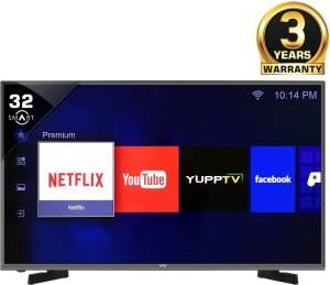Vu 80cm (32) HD Ready Smart LED TV