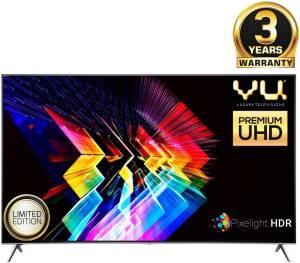 Vu 190cm (75) Ultra HD (4K) 3D, Smart LED TV
