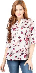 4b436e63ae145c Roving Mode Floral Print Women s Wrap Around Pink Skirt Best Price ...