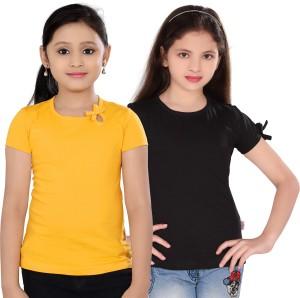 bdc1ff6f5 Sini Mini Top For Casual Cotton Black Best Price in India