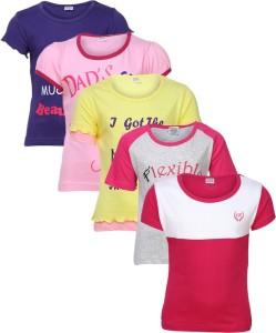 Gkidz Girls Casual Cotton Top