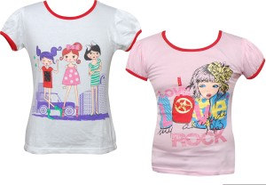 Little Stars Casual Cotton Top
