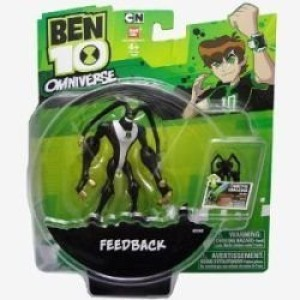 Ben 10 Accessories Toy Accessory Ben 10 Omniverse Feedback Action