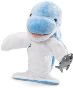 GundKids - Playful Puppets Gund Playful Puppets Fish Out Of Water Dolphin 12 Inch