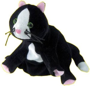 Hape Beleduc Cat Glove Puppet