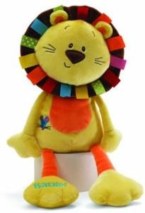 Gund Color Fun Circusroarsly Lion 135