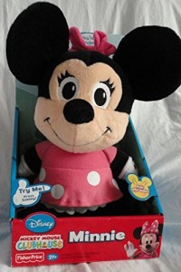 Disney Mickey Mouse Clubhouse Clubhouse Cuties Plush Minnie