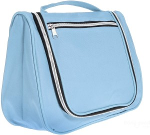 PackNBUY Travel Hanging Bag Organizer for Toiletries Shave Make Up Kit pouch