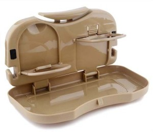 Divinext Multipurpose Car Back Seat Dining Tray