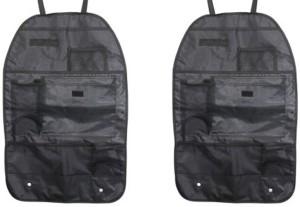 Speedwav Car Back Seats Multi-functional Pockets Storage Organiser Set of 2