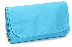 Vmore Waterproof Foldable Travel Toiletry Cosmetic Organiser Hanging Bag