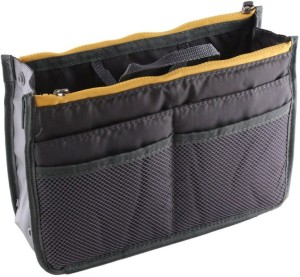 PackNBUY Multipurpose Hand Bag Grey Color